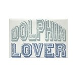 Dolphin Lover Love Porpoise Rectangle Magnet