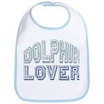 Dolphin Lover Love Porpoise Bib