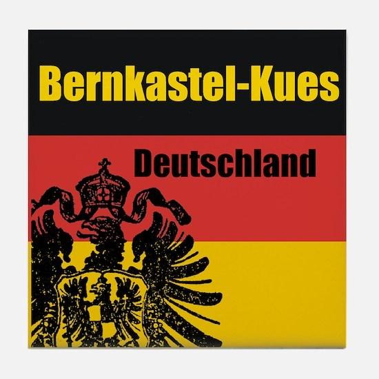 Bernkastel-Kues Tile Coaster