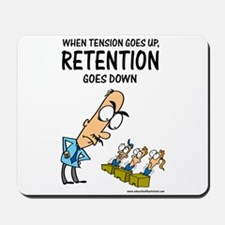 Tension Retention Mousepad
