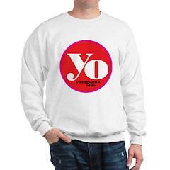 Red Yo! Sweatshirt