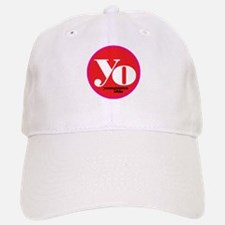 Red Yo! Baseball Baseball Cap
