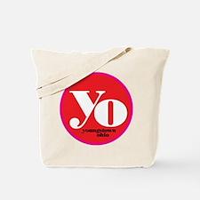 RED-Yo! Tote Bag