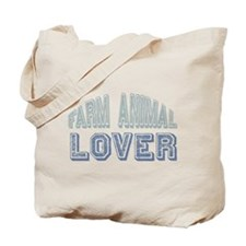 Farm Animal Lover 4h Pets Tote Bag