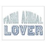 Farm Animal Lover 4h Pets Small Poster