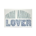 Farm Animal Lover 4h Pets Rectangle Magnet (100 pa