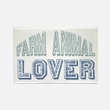 Farm Animal Lover 4h Pets Rectangle Magnet