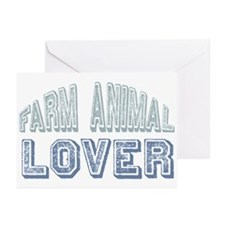 Farm Animal Lover 4h Pets Greeting Cards (Pk of 20