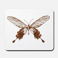 Vintage Butterfly Mousepad