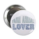 "Farm Animal Lover 4h Pets 2.25"" Button"