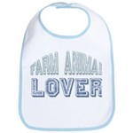 Farm Animal Lover 4h Pets Bib