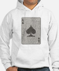 Ace of Spades Mosaic Jumper Hoody