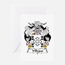 Villegas Greeting Card