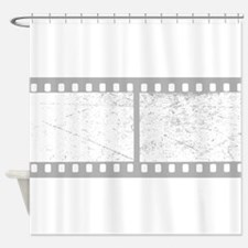 Negative Shower Curtain