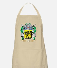 Sims Coat of Arms - Family Crest Apron