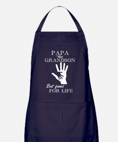 Cute Grandson Apron (dark)