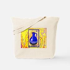 El Cantarito on Yellow Tote Bag
