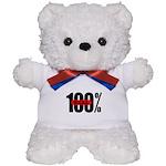 100 Percent Real Teddy Bear
