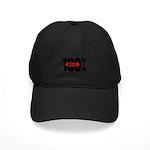 100 Percent Real Black Cap