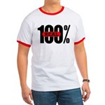 100 Percent Real Ringer T
