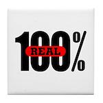 100 Percent Real Coaster Tile