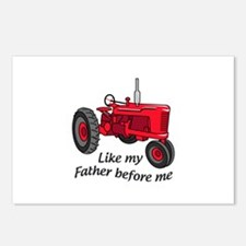 Like My Father Postcards (Package of 8)