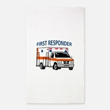 First Responder Area Rug