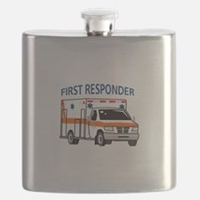 First Responder Flask