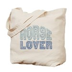 Horse Lover Equine Riding Tote Bag