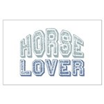 Horse Lover Equine Riding Large Poster