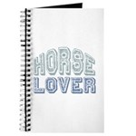 Horse Lover Equine Riding Journal