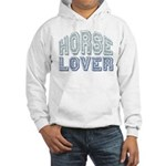 Horse Lover Equine Riding Hooded Sweatshirt