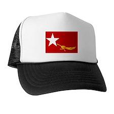 NLD BURMA FLAG Trucker Hat