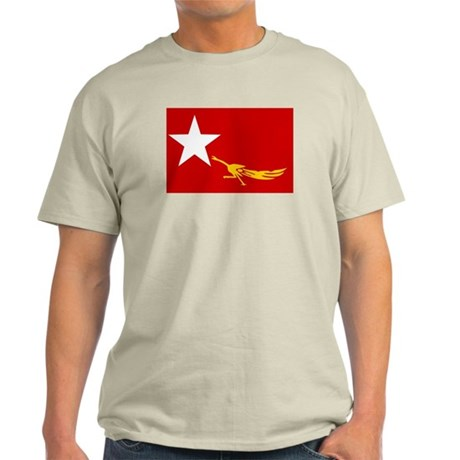 NLD BURMA FLAG Light T-Shirt