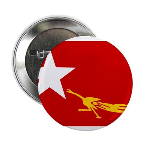 "NLD BURMA FLAG 2.25"" Button (100 pack)"