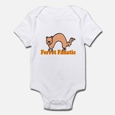 Ferret Fan Infant Bodysuit