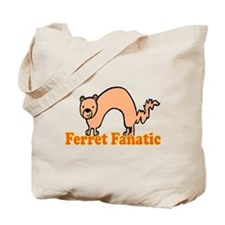 Ferret Fan Tote Bag