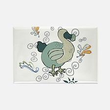dodo Rectangle Magnet