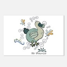 dodo Postcards (Package of 8)