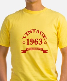 Vintage 1963 Aged to Perfection T