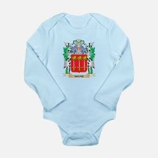 Skene Coat of Arms - Family Crest Body Suit