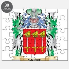Skene Coat of Arms - Family Crest Puzzle
