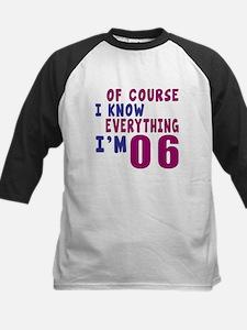 I Know Everythig I Am 06 Tee