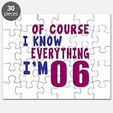 I Know Everythig I Am 06 Puzzle