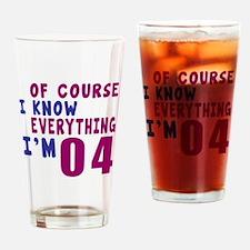 I Know Everythig I Am 04 Drinking Glass