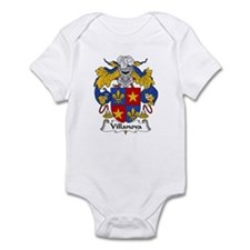 Villanova Infant Bodysuit