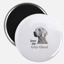 Love My Grey Ghost Magnets