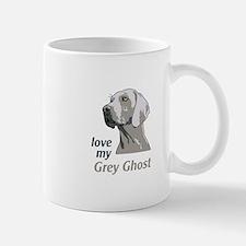 Love My Grey Ghost Mugs