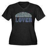 Hummingbird Lover Bird Love Women's Plus Size V-Ne