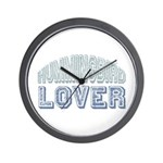 Hummingbird Lover Bird Love Wall Clock